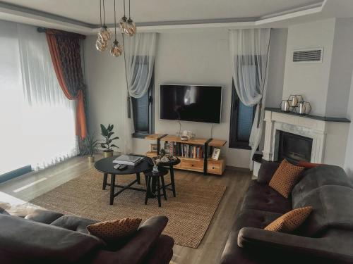 Boğazağzı Luxury in Gokbel tatil