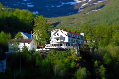 Hotel-overnachting met je hond in Hotel Utsikten - by Classic Norway - Geiranger