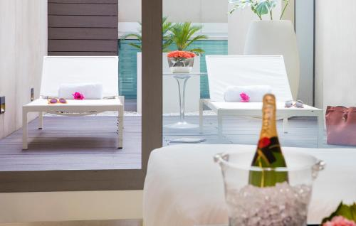 Habitación Doble Superior con terraza - Uso individual The Mirror Barcelona 23