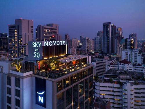 Novotel Bangkok Sukhumvit 20 photo 47