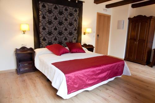 Doppel- oder Zweibettzimmer Hotel Cardenal Ram 12