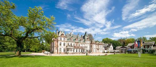 Château de Pourtalès - Hôtel - Strasbourg