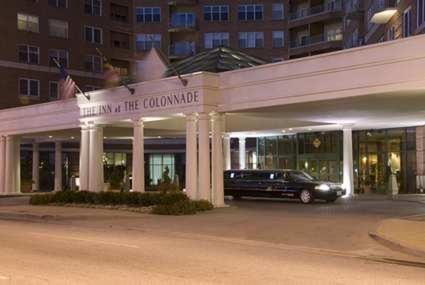 Inn at the Colonnade Baltimore - A DoubleTree by Hilton Hotel Main image 2