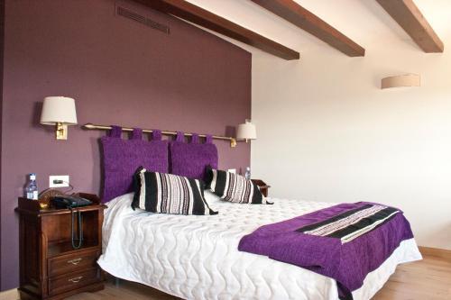 Doppel-/Zweibettzimmer mit Bergblick Hotel Cardenal Ram 13