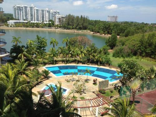 Cape Nautica Villas, PD World Marina Resort, Port Dickson