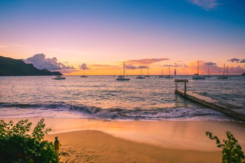 Friendship Bay, Bequia, St Vincent and The Grenadines.