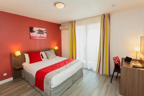 Appart Hotel Mer Golf City Perpignan Centre Hotel 2 Espace