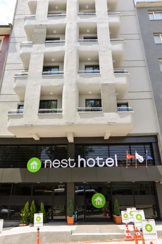 Usak Nest Hotel telefon