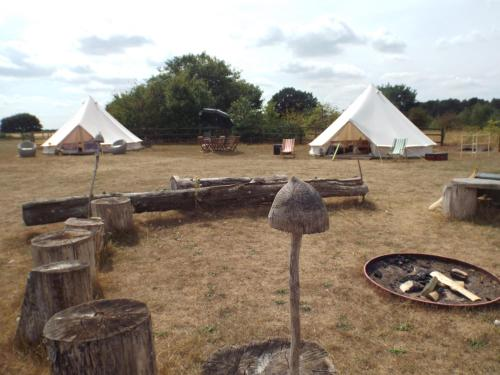 The Brackenside Bell Tents