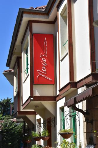 Antalya Nensie'S boutique hotel tatil