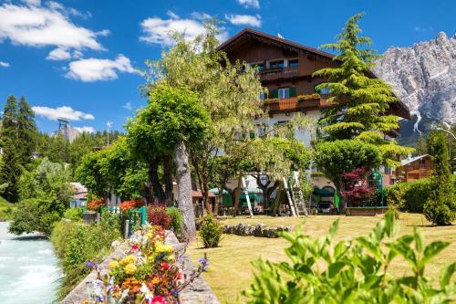 Hotel Pontechiesa a Cortina d'Ampezzo