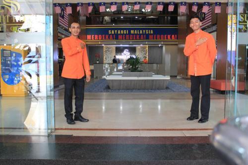 A-HOTEL com - Summit Hotel KL City Centre, Hotel, Kuala