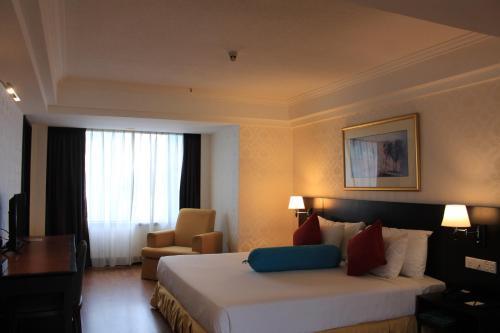 Summit Hotel KL City Centre Oda fotoğrafları