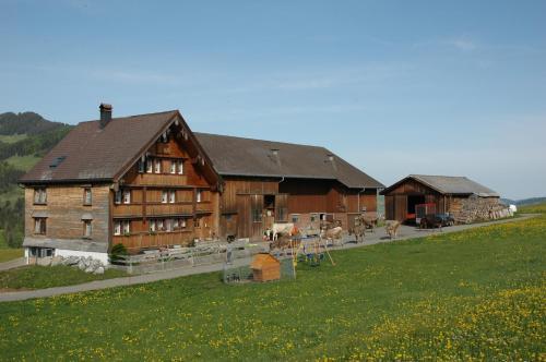 Ferienwohnung Brülisauer - Apartment - Brülisau