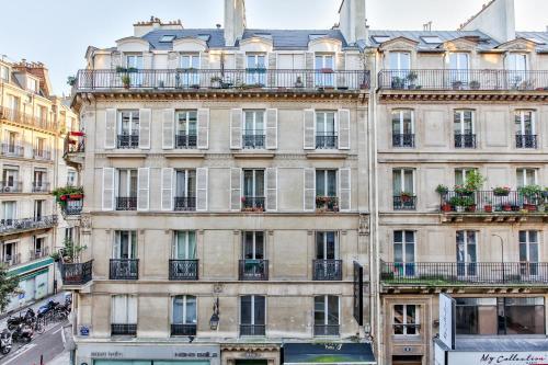 17 Luxury Parisien Flat Montorgueil 2 photo 18