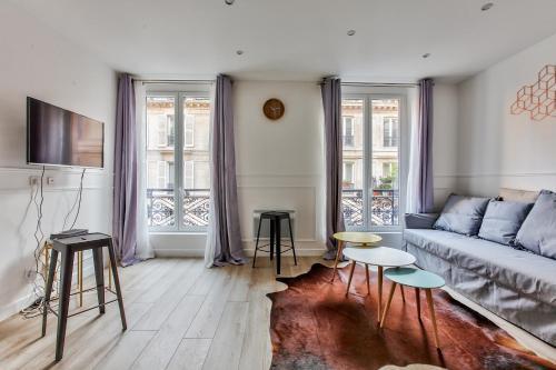17 Luxury Parisien Flat Montorgueil 2 photo 21