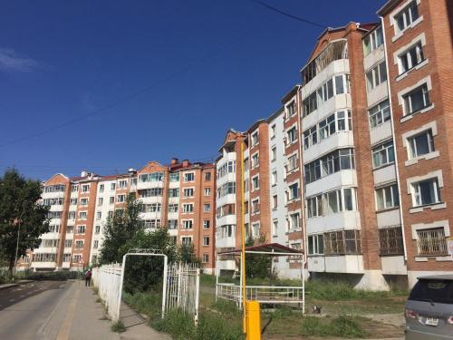 . Khan uul Erel 38 serviced apartment