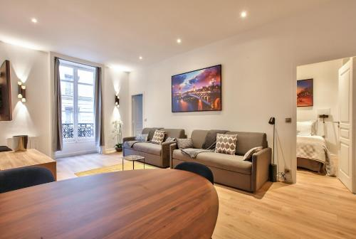 64-LUXURY FLAT CHAMPS ELYSEES (1D) photo 6
