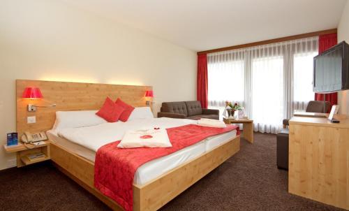Central Swiss Quality Sporthotel Davos-Platz
