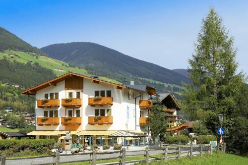 Aparthotel Garni Schranz - Accommodation - Wald im Pinzgau