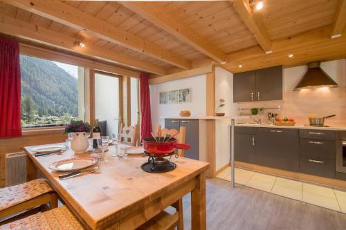 Résidence Grand Roc - Ancolies 218 Chamonix