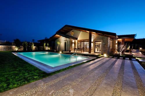 Mugla Regnum Gold Country Villa 24 odalar