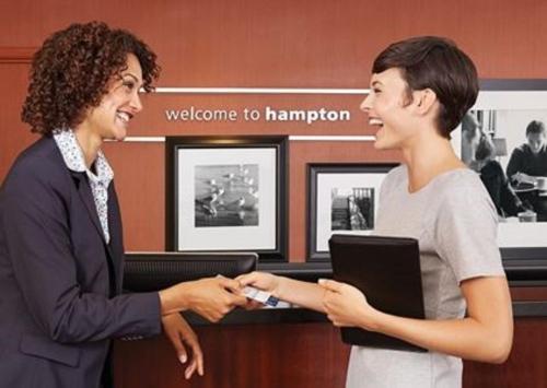 Hampton Inn Acworth Ga