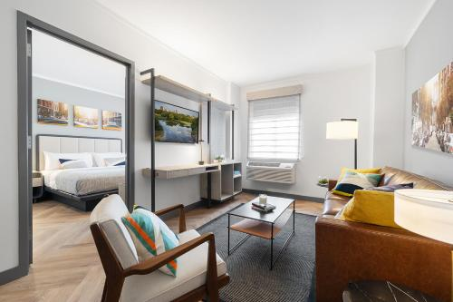 Citadines Connect Fifth Avenue New York Люкс