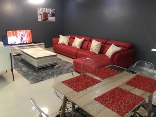 Haven Luxury Apartments værelse billeder