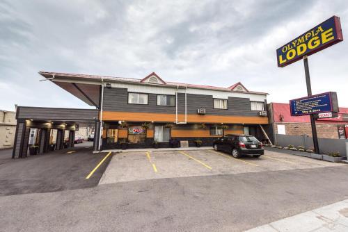 Olympia Lodge - Calgary, AB T3B 0N3