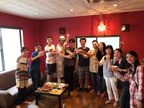 HappyCloset&WasamonHostel - Hotel - Kumamoto