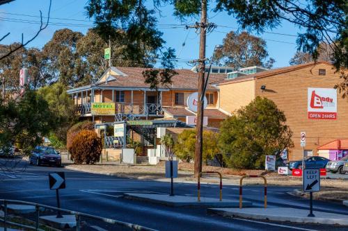 Aussie Settler Motel