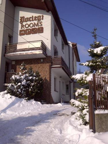Route 7 Rooms, Myslenice, Poland