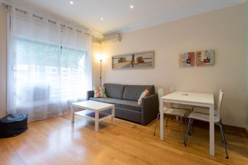 Sagrada Familia - Gaudi Apartment impression
