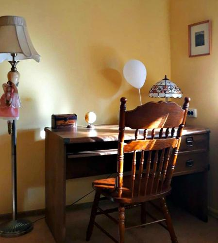 . Apartment in the historical city center