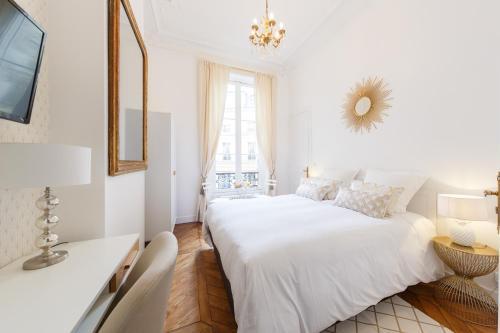 Maison de Lignières - Chambres d'hôtes Paris - quartier Champs-Elysées - Pas de parking en Juillet-Août