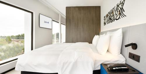 Radisson Blu Hotel, Bruges Номер «Премиум»
