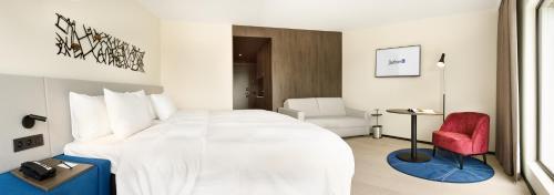 Radisson Blu Hotel, Bruges Семейный номер