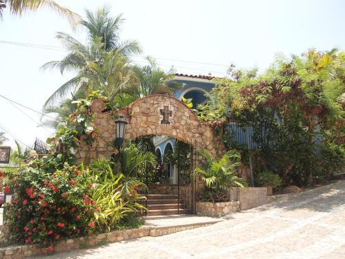 Bungalows Santa Cruz, Puerto Escondido