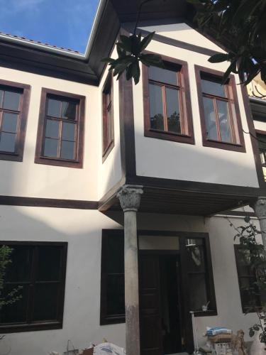 Trabzon Ayşim Hanım Konağı