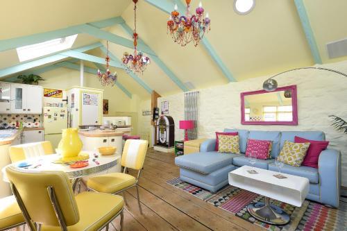 Bill's Loft, St Ives, Cornwall - One Bedroom Cottage Loft, St Ives, Cornwall
