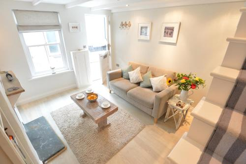 Shellseekers, St Ives, Cornwall - One Bedroom Cottage, St Ives, Cornwall