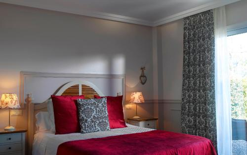 Standard Double Room with Sea View Hotel BlauMar Llafranch 1