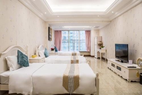 Luxury Τρίκλινο Δωμάτιο (Mainland Chinese Citizen only - Luxury Triple Room)