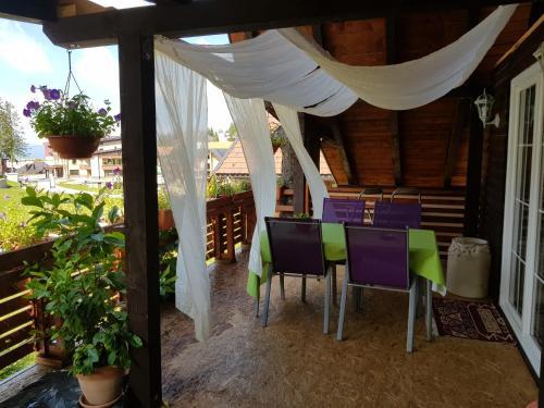Enjoy the silence Holiday Home - Hotel - Vlašić