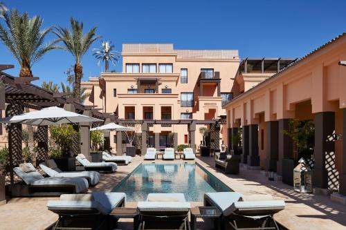 Avenue Mohamed VI, Marrakech 40000, Morocco.