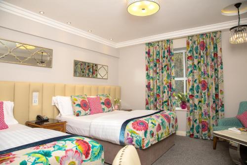 Fitzgerald's Vienna Woods Hotel Glanmire, Cork, Ireland.
