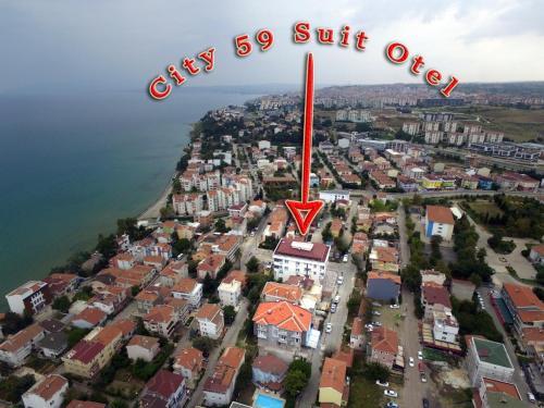 Köseilyas city59 Suit Otel indirim
