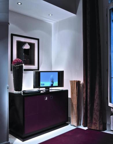 Hotel Palace Bonvecchiati Улучшенный двухместный номер с 1 кроватью или 2 отдельными кроватями
