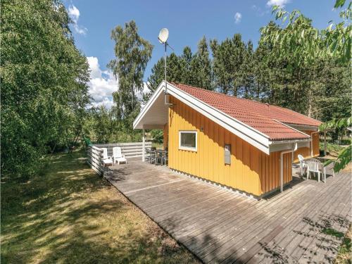 Holiday home Strandvangen II in Vester Sømarken